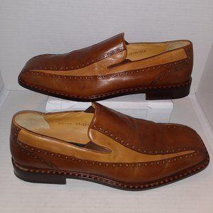 Avventura Men's Genuine Leather Dress Shoes
